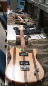 Wave guitar UAFS