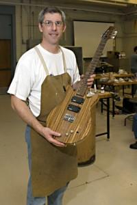 0707 COT guitar building class